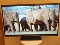 Panasonic 55 Inch 4K Ultra HD HDR Smart LED TV (Model TX-55GX555B)!!!