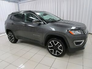 2017 Jeep Compass DO NOT MISS OUT ON THIS FULLY LOADED 4x4 LIMIT