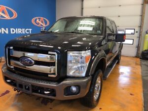 2016 Ford F-250 Lariat KING RANCH 4X4/ SUPER CREW/