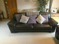 Genuine leather suites
