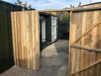 Office & Storage Unit with outside yard (£75 per week)