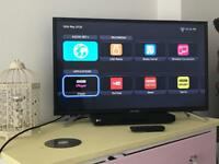 Sharp 32 inch smart tv