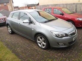 Vauxhall Astra 1.6 sri Automatic 68500 miles 5 dr 60 Plate