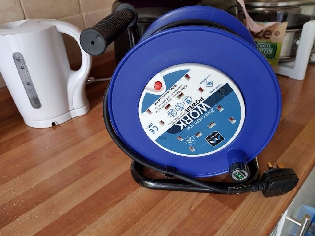 Cable reel 25 meter for sale