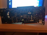 2x Faulty for parts Graphics Cards (GPU) HD7850. 9800 gx2