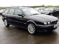 2008 jaguar x-type estate 2.2 diesel only 88000 miles, motd until may 2017
