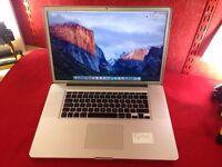 """Apple MacBook Pro A1297 17"""" i7 Processor, 4GB Ram, 500GB HD, 2010 +WARRANTY, NO OFFERS L25"""