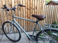 Classic men's bike