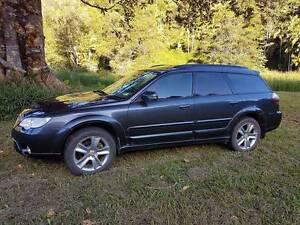 2007 Subaru Outback Wagon Mullumbimby Byron Area Preview