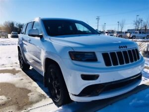 2015 Jeep Grand Cherokee **Low kms!  5.7L Hemi Engine!**