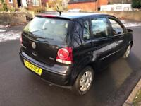 Volkswagen Polo 1.4 TDI S 5dr +2006 + Gorgeous interior + tested till 2018 + hpi clear