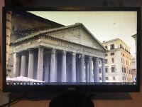 """AOC e2270Swhn Full HD 21.5"""" LED Monitor"""