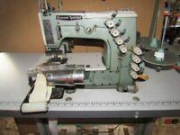 Kansai Special Elasticator/Bondex Industrial Sewing Machine