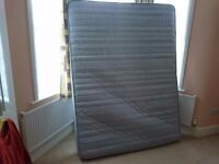 KING SIZE MATRESS VERY GOOD CONDITION BENSON FOR BEDS