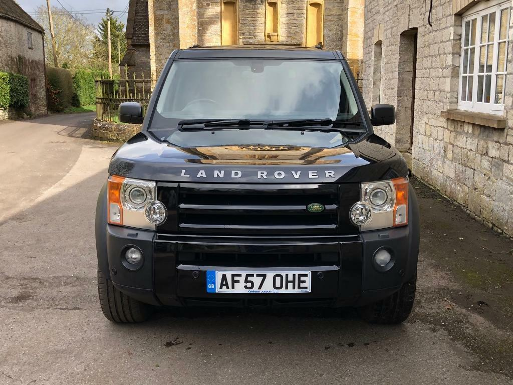 2007 land rover discovery 3 hse 2 7 tdv6 in yeovil. Black Bedroom Furniture Sets. Home Design Ideas
