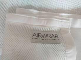 Airwrap bed bumper