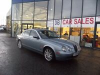 2006 55 JAGUAR S-TYPE 2.7 V6 SE 4D 206 BHP **** GUARANTEED FINANCE ****