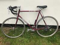 Giant peloton road bike