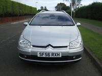 Citroen C5 VTR Estate in excellent conditiion. April MOT. 2 Keys