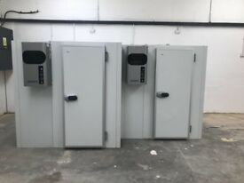 Walk in mono block freezer and cold room , Best condition!!