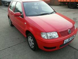 Vw polo 1.4 low milage
