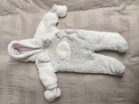 Next Baby pram suit / next baby coat 3-6 months