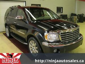 2007 Chrysler Aspen Limited 7 Rider, DVD And Low Km