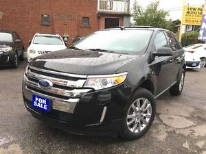 2013 Ford Edge SEL,Leather,PanoramicRoof,Navi,Camera&FordWarrant