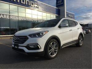 2017 Hyundai Santa Fe Sport 2.0T Limited AWD *Navigation-Leather