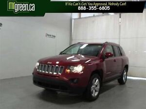 2014 Jeep Compass North  SUV AWD North Low Mileage A/C Pwr Grp $
