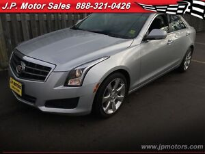 2013 Cadillac ATS Luxury, Automatic, Leather, Back Up Camera Oakville / Halton Region Toronto (GTA) image 9