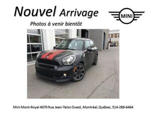 2014 MINI Cooper Countryman Cooper S + ALL4 + JCW KIT + XENON +