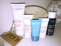 Clarins Bag & 5 Products (RRP £45) New!