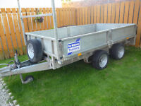 IFOR WILLIAMS TRAILER, LM105, 2012