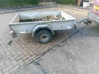 6x4 ifor williams trailer