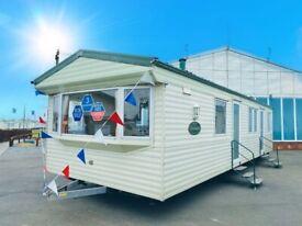 12 Foot wide static caravan for sale sited in Essex