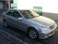 MERCEDES-BENZ C220 CDI ELEGANCE SE | SERVICE HISTORY | AUTOMATIC | ONLY 2150