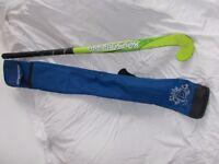 Kookaburra Junior Hockey stick and case .
