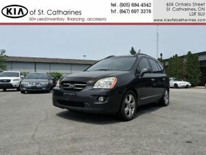 2008 Kia Rondo EX | AS TRADED | Leather Interior