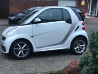 Smart ForTwo white service just done!!