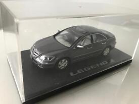 Honda Legend 1/43 Scale Model from Japan