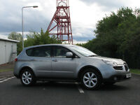 2008 58 SUBARU TRIBECA B9A 3.0,FULLY LOADED, RARE CAR, REDUCED FOR QUICK SALE