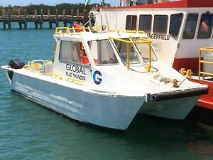 28' Abcat Charter or Dive/Work Boat Point Samson Roebourne Area Preview