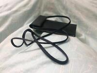 Phone case with purse and card compartment