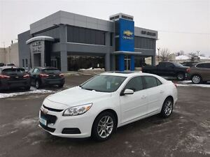 2016 Chevrolet Malibu LT ~ REMOTE START ~ SUNROOF!!