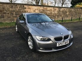 2007 BMW 330D coupe automatic gearbox