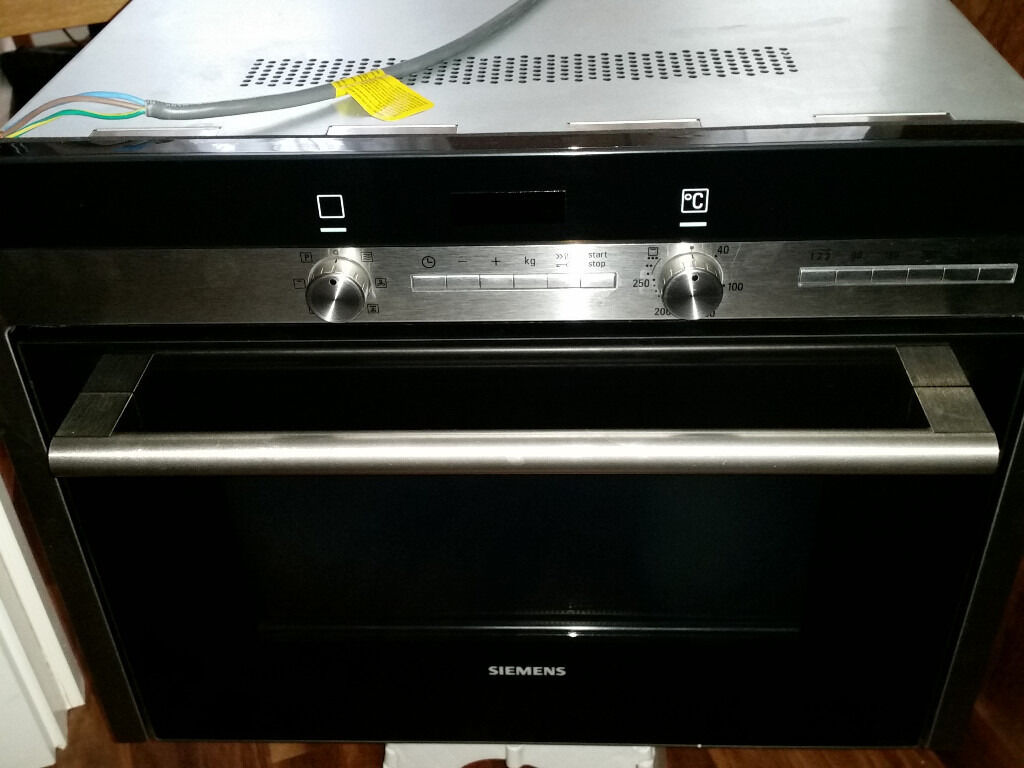 Siemens HB84E562B Compact Combi Microwave Oven | in Islington ...