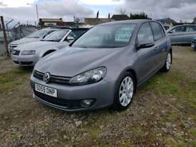 VW GOLF GT TDI 140BHP.. 6SPD.. MK6 FACELIFT.. 59 PLATE
