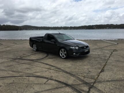 2008 ford FG XR6 Turbo Ute