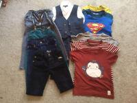 Boys Clothes 2-3yrs